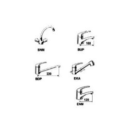Speciální armatury (montáž pod stůl)