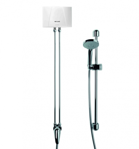 Clage MBX4, MBX6, MBX7, sprchovací zařízení clage.